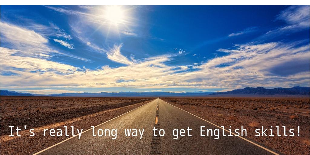 英語が上達しない理由はただ1つ!英語の効率が良い勉強法を英会話講師が伝授!